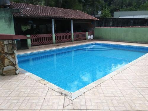 Imagem 1 de 30 de Chácara Com 2 Dormitórios À Venda, 6250 M² Por R$ 480.000,00 - Sítio Casa Vermelha (ouro Fino Paulista) - Ribeirão Pires/sp - Ch0043