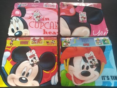 Toalla Poncho Para Niños Disney