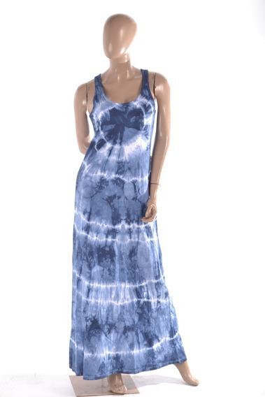 Vestido Musculosa Maxi (art 020) Batik En 5 Colores, Jersey De Algodon - Talle 1 Al 7. Somos Fabricantes