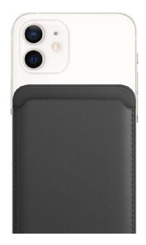 Estuche iPhone 12 Billetera Magnetica