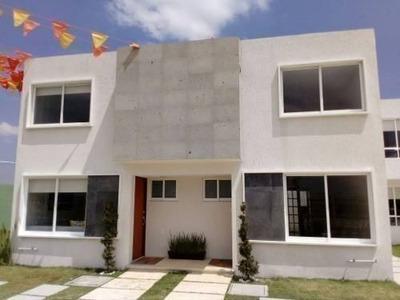 Casa Nueva De 3 Recamaras Y 3 Baños Completos En Chalco
