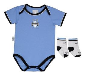 Kit Body Grêmio Azul