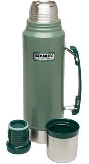 Termo Stanley Con Tapón Cebador 1 Litro - Audio Baires