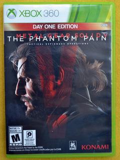 Metal Gear Solid V Xbox 360