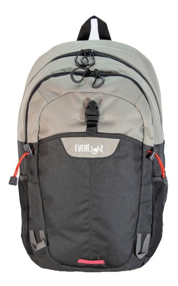 Mochila Con Portanotebook Everlight Thames Gran Capacidad