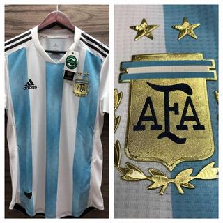 Playera Argentina Mundial 2018 Oficial