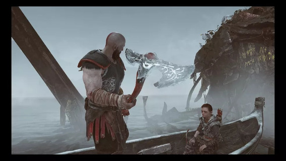 God Of War Midia Fisica Playstion Hits Midia Fisica