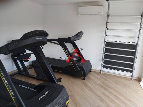 Apartamento Com 3 Dormitórios À Venda, 153 M² Por R$ 980.000,00 - Ipiranga - São Paulo/sp - Ap40266