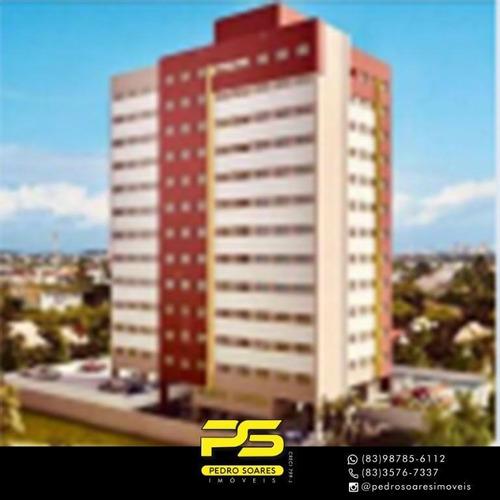 Apartamento Com 3 Dormitórios À Venda, 65 M² Por R$ 299.900 - Nova Betânia - Mossoró/rn - Ap3562