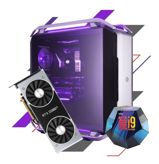 Pc Gamer Destroyer - Rtx 2080 Ti / 32gb / I9 9900k