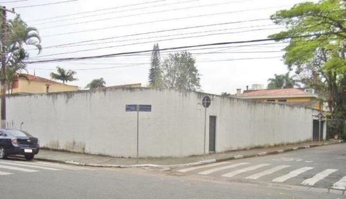 Venda Terreno - Granja Julieta, São Paulo-sp - Rr1753