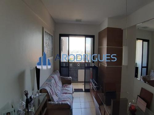 Lindo Apartamento À Venda No Natura Ville, 2/4 Com 1 Suíte, Varanda E Nascente!! - Ap00547