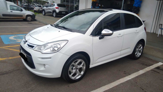 Citroën C3 1.6 Vti 16v Exclusive Flex Aut. 5p 2017