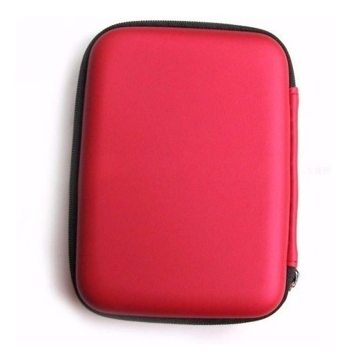 Capa Vermelha Hd Externo Usb Para Seagate Samsung Wd