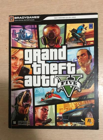 Guia Oficial - Grand Theft Auto 5 (português)