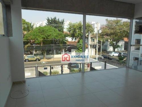 Sala Para Alugar, 46 M² Por R$ 2.600,00/mês - Vila Ema - São José Dos Campos/sp - Sa0391