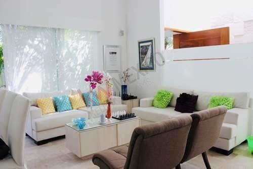 Casa En Renta En El Exclusivo Residencial Los Tigres, Nuevo Vallarta. A 15 Minutos Del Aeropuerto Y A 5 Minutos De La Playa.