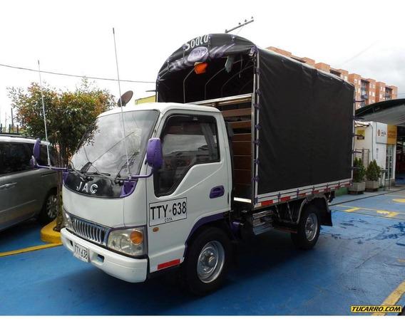 Camiones Estacas Jac Nhr Jhr