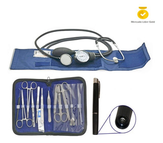Tensiómetro Manual Estetoscopio Sutura Disección Quirúrgico