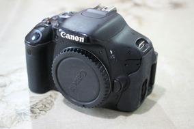 Camera Canon T3i / 600d Com Defeito / Peças A Vista 299