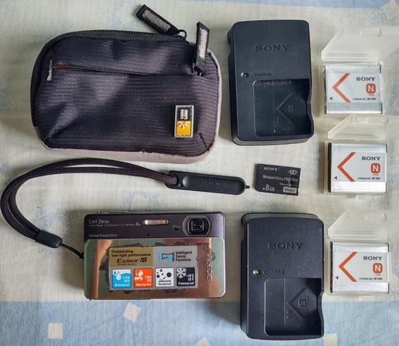 Câmera Digital Sony Cyber-shot Dsc-tx5 (com Defeito)