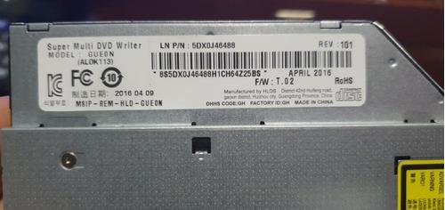 Gravadora De Dvd Drive Notenook Lenovo Ultra G50-40