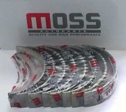 Conchas De Bancada Std Montero Dakar Moss Sport Moss