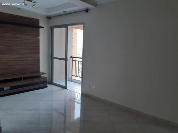 Apartamento Para Locação Em Mogi Das Cruzes, Vila Mogilar, 3 Dormitórios, 1 Banheiro, 2 Vagas - 2469_2-999514