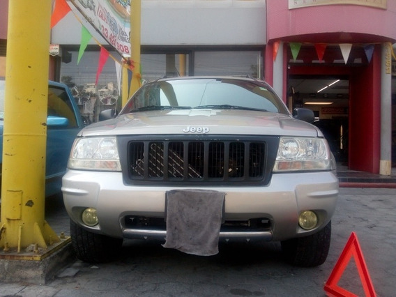 Jeep Grand Cherokee Limited V8 4x2 At 2004