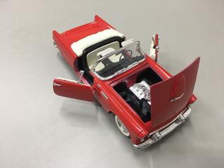 Miniatura Ford Thunderbird 1955 - Sunnyside 1/24