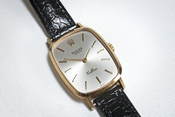 Relógio Rolex Cellini Ouro