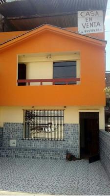 Casas En Venta En Villa María Del Triunfo