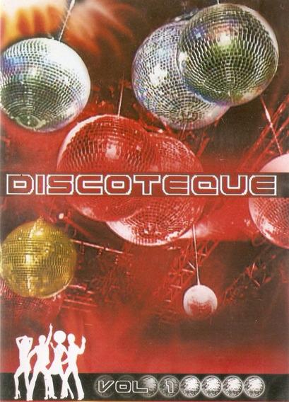 Dvd Discoteque - Vol. 1 - I Will Survive - Novo***