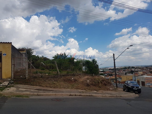 Terreno À Venda Em Parque Residencial Vila União - Te267801