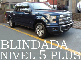 Lobo Platinum 2015 Blindada Nivel 5 Plus Blindaje Blindados