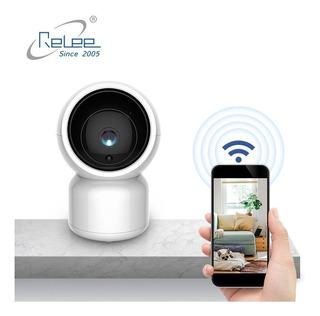 Camara Ip Wifi Seguridad Hd Vision Nocturna Alarma Sersor