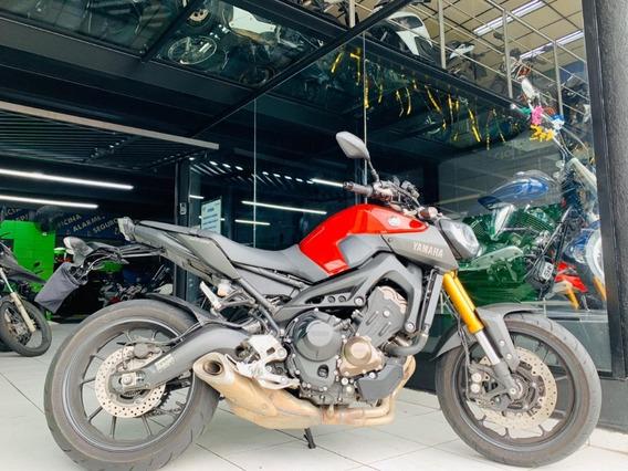 Yamaha Mt09 Abs