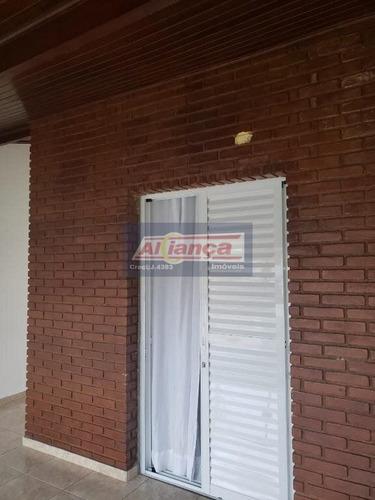 Sobrado Com 3 Dormitórios À Venda, 150 M² Por R$ 680.000 - Jardim Bom Clima - Guarulhos/sp - Cód. So - Ai13903