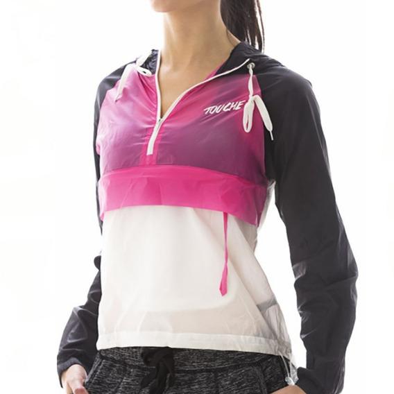Campera Running Mujer Deportiva Gym Touche Sport Deportes