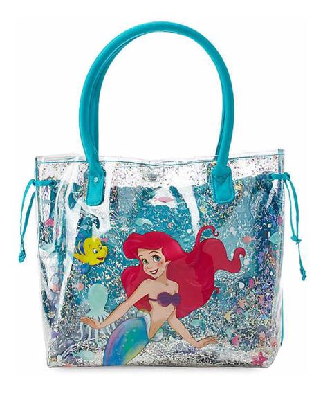 Ariel La Sirenita Princesas Disney Store Bolsa De Playa