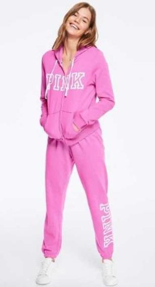 Victorias Secret Pink Jogging Calza 6657