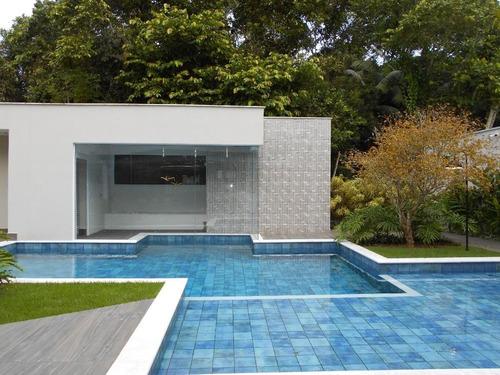 Casa Com 7 Dormitórios À Venda, 832 M² - Riviera - Módulo 12 - Bertioga/sp - Ca3283