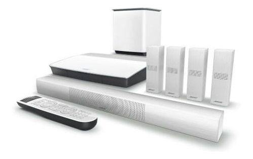 Bose Lifestyle 650 Home Theater System With Omnijewel