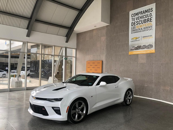 Chevrolet Camaro 2018 6.2 V8 Ss At