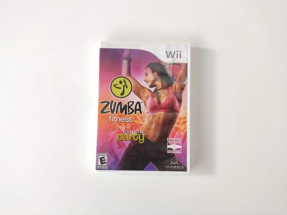 Zumba Fitness Join The Party Nintendo Wii Seminovo Usado