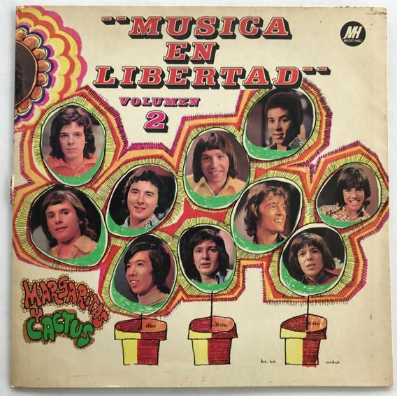 Disco Musica En Libertad Volumen 2 Vinilo
