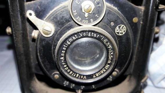 Câmera Fotografia Alemã