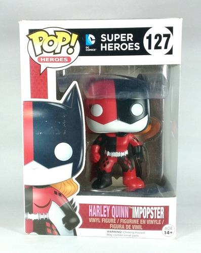 Funko Pop Harley Quinn Imposter