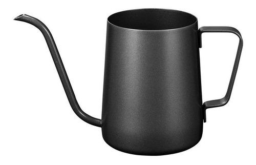 Tetera Cuello Cisne Kettle Barista Brew 600 Ml Negra