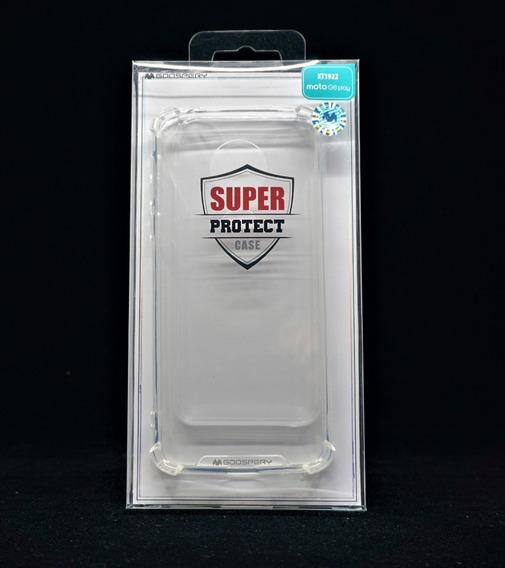 Funda Protector Moto G6 Play Goospery Super Protect Case